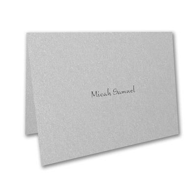 Moroccan Pattern - Thank You Note