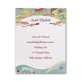 Blessings - Reception Card