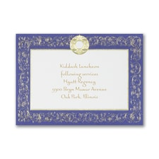 Royal Frame - Reception Folder