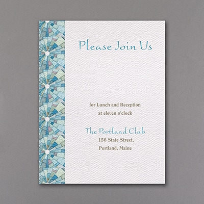 Honoring the Torah - Reception Card