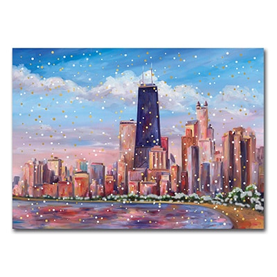 My Kind of Town - Chicago Card