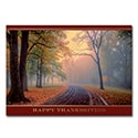 Autumn Path Card