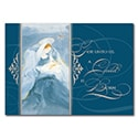 Madonna and Holy Child Card