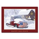Holiday Americana Card