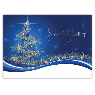 Magical Season Card