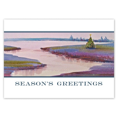 Christmas Reflections Card