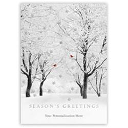 Treeline Path Card