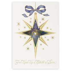 Religious Ornament Card