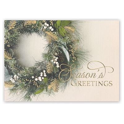 Gorgeous Greenery Card