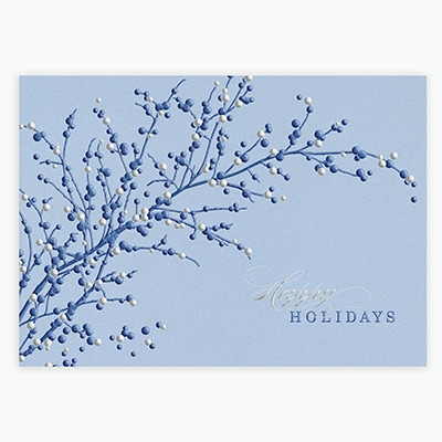 Branch of Berries Card