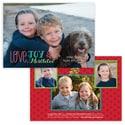 Love Joy & Mistletoe Photo Card