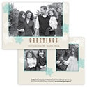 Greetings Card<br>1 or 3 Photo Options
