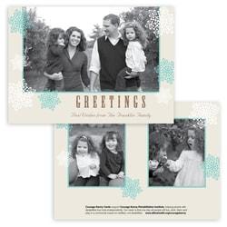 Greetings Photo Card