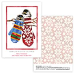 Knitted Nest Card<br>0 or 1 Photo Options