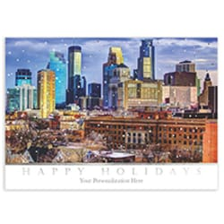 Minneapolis Morning Card