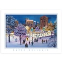 Minneapolis Holidazzle Card