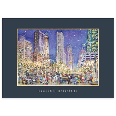 The Magnificent Mile Card
