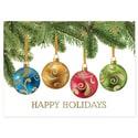 Ornament Wrap Card
