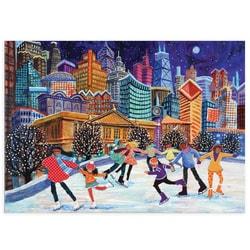 Millennium Park Skaters Card