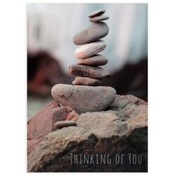 Balance Thinking of You Card