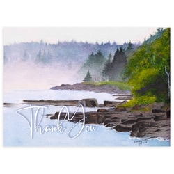 Up North Thank You Card