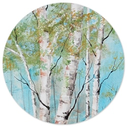 Autumn Birch Seal