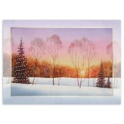 A Winter Sunset