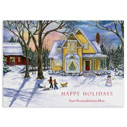 Christmas Traditions - Happy Holidays