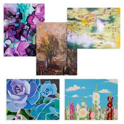 Fab Florals - Note Card Assortment Pack