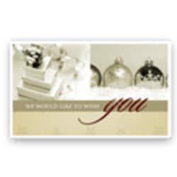Beautiful Merry Christmas E-Card