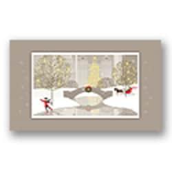 Christmas in the City Interactive E-Card
