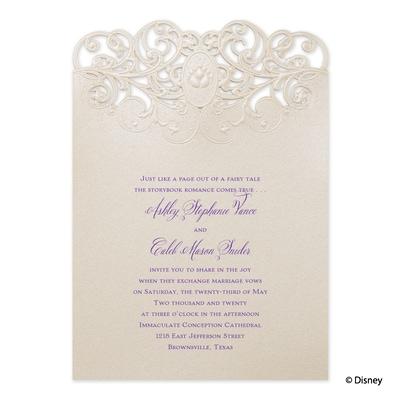 Beautiful Bayou - Tiana - Invitation