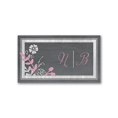 Chalkboard Celebration - Tab Card