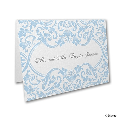 Happily Ever After - Cinderella - Note Folder