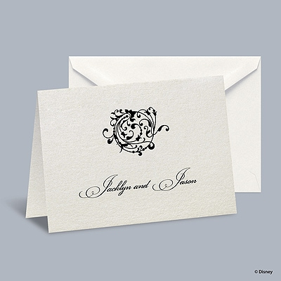 Inner Beauty - Belle Note Card and Envelope