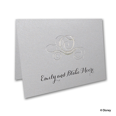 Fairy Tale Carriage - Note Folder