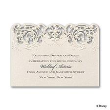 Inner Beauty - Belle - Reception Card