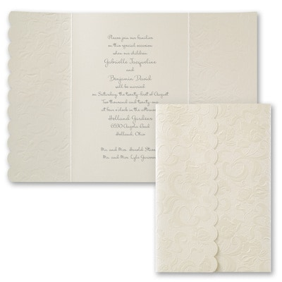 Couture Lace - Invitation