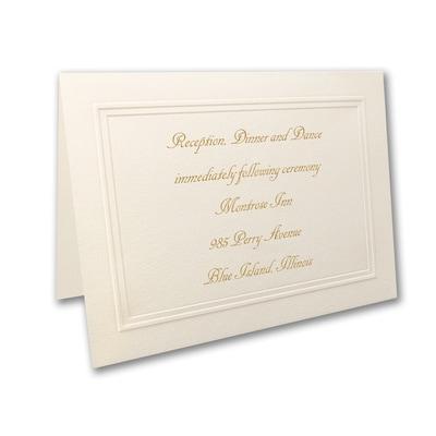 Just Right - Reception Folder