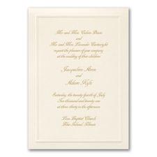 Invitation Suites Wedding Ensembles Carlson Craft Wedding