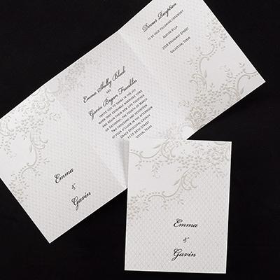 Lavish Lace - Petite Invitation