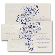 With RSVP Cards: Grand Statement