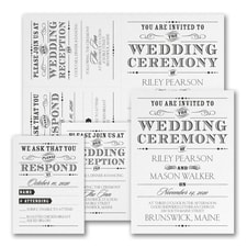 Vintage Nuptial - Sep 'n Send