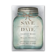 Country Style - Save The Date