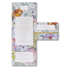 With RSVP Cards: Tropical Paradise