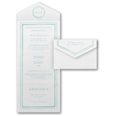 All In One Invitation: Lots of Dots