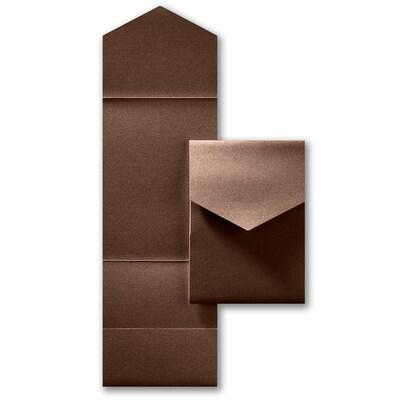 Classic Pocket - Mocha Shimmer