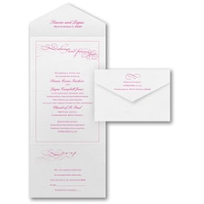 With RSVP Cards: Faithful Words