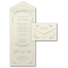 With RSVP Cards: Mystical Vines