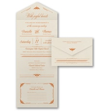 Our Special Day - All In One Invitation